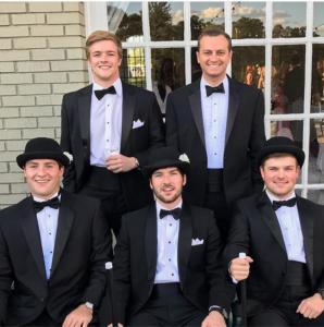 ATOs Celebrated at UA Honors Day (Alabama 20170413)