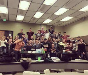 Mixer with Kappa Delta (Alabama Birmingham 20180304)