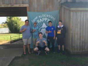 Delta Zeta's Camp Alderstate (Arkansas State 20160401)