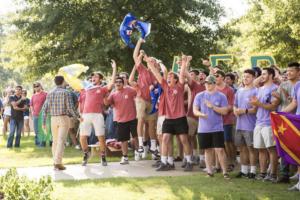 Kappa Nu Welcomes New Members (Arkansas Tech 20181004)