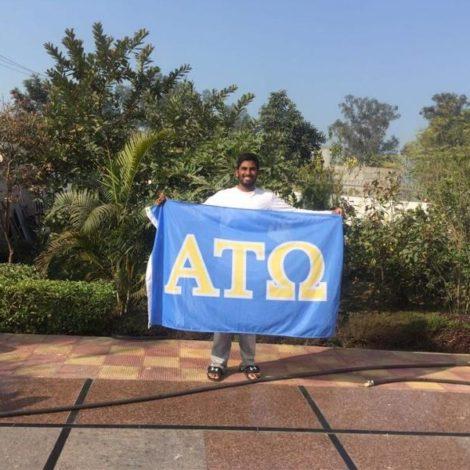 Brother Aravindan Visits Home (Ball State 20170129)