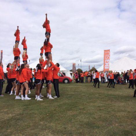 Homecoming Pep Rally (Bowling Green State 20151118)