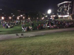 UC Welcome Week Recruitment Events (Cincinnati 20150906)