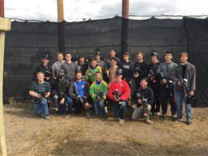 Brotherhood Paintball (Colorado Mines 20181007)