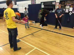 ATO at Camp Fire Heart of Iowa's Annual Fun Run (Drake 20151107)