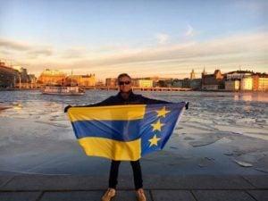 Kappa Eta Represents in Sweden (Florida Tech 20170220)