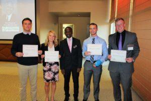 ATO Wins Campus Outreach Award (Kansas 20171112)