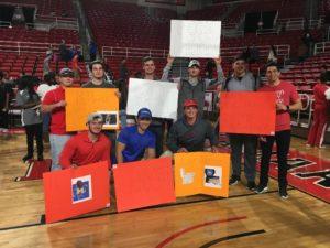 Student Organization Challenge (Lamar 20170214)
