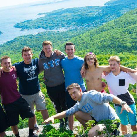 Brotherhood Retreat (Maine Orono 20161005)