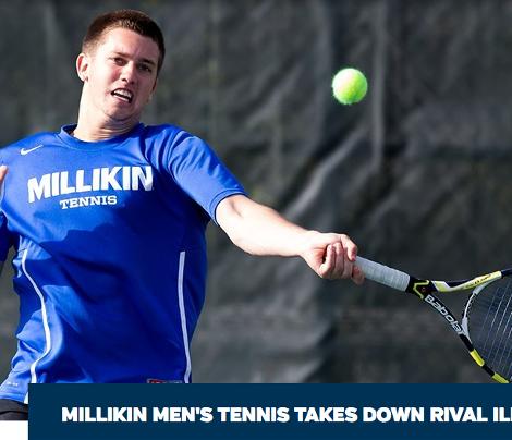 Millikin Tennis Success (Millikin 20160421)