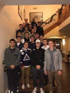 Gamma Rho's Fall '17 Class Initiated (Missouri 20180204)