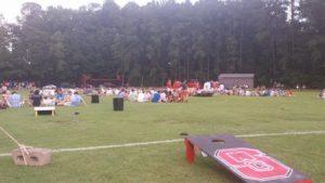 Formal Recruitment at North Carolina State University (North Carolina State 20150914)