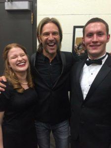 Epsilon Delta Brothers Perform With Eric Whitacre Conducting (North Dakota State 20151026)
