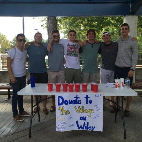 Nu Pledge Class Philanthropy (North Florida 20151006)