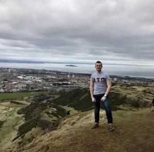 Edinburgh & Glasgow Spring Break Study Abroad (Northern Kentucky 20170322)
