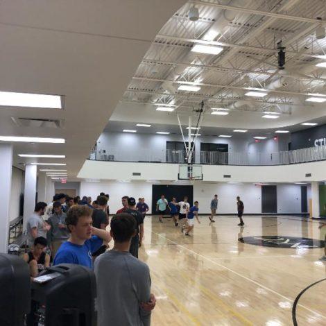 Basketball/ Cornhole (Northern Kentucky 20180910)