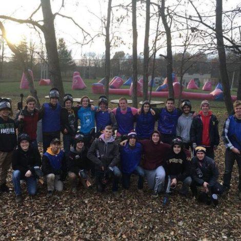 Brotherhood Paintball (Purdue 20171119)
