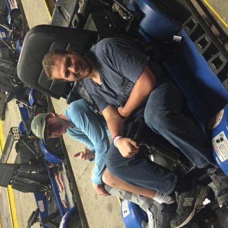 Go-Kart Mixer with AOPi (Samford 20160414)