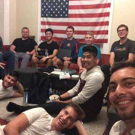 Lambda Beta's First Goal Setting Meeting 2018-19 (Santa Clara 20181029)
