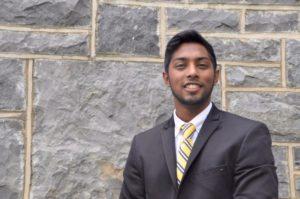Virginia Tech - Theta Delta Chapter - April Brother of the month (Virginia Tech 20180501)