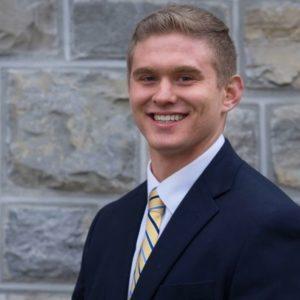 Virginia Tech - Theta Delta Chapter - September Brother of the Month (Virginia Tech 20181016)