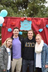 Virginia Tech - Theta Delta Chapter - Sweetheart Spotlight (Virginia Tech 20181018)