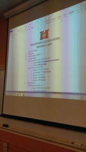 Rotaract Club Chooses Project (Washington & Jefferson 20150922)