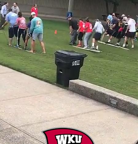 Homecoming Olympics (Western Kentucky 20171016)