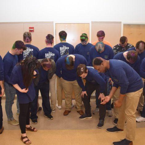 Annual Tau Cuts Philantrophy event