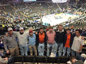 Taus Return from Historic Tournament Trip