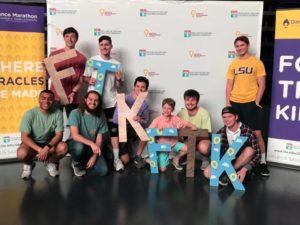 ATO Leads at LSU Dance Marathon