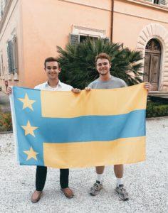 Kappa Beta in Italy
