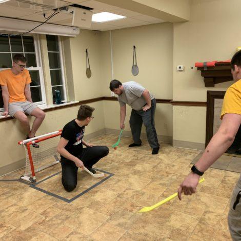 Mini Sticks Hockey Tournament