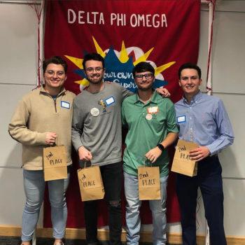 Delta Phi Omega Philanthropy