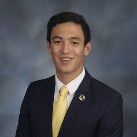 Evan Kwon VP of Public Relations