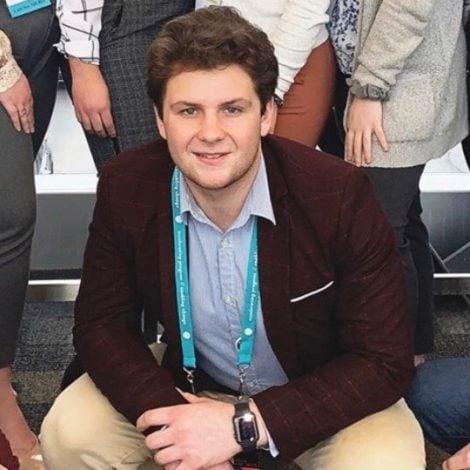 Iota Upsilon Junior Sean Rowan Lands Internship With Amazon Web Services!